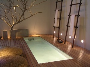 About Creating A Balance Between Nature And Life; This Is A Perfect  Combination For A Bathroom And A Stress Free Environment. Zen Design Flows  From The ...