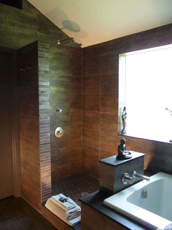 stunning contemporary bathroom designs ideas - Bathroom Design Houston